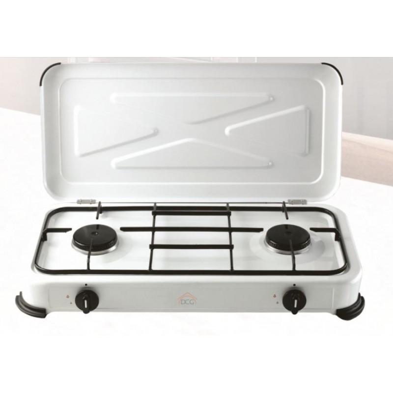 Fornelli gas a 2 fuochi rizzello gas store - Pressione bombola gpl cucina ...