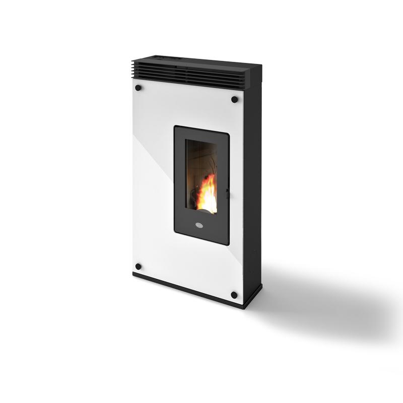 stufa a pellet elena 7,5 kw eva calor – Rizzello Gas Store